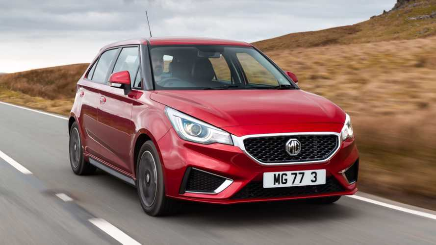 MG3 range grows with new £13k Exclusive Nav model