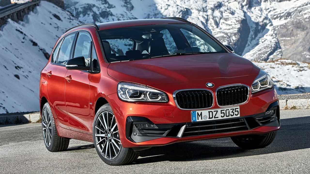 BMW Serie 2 Active Tourer - Gran Tourer