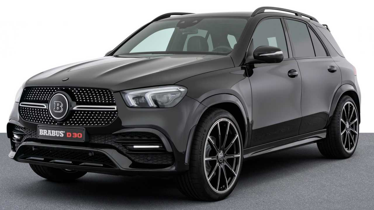 Mercedes-Benz GLE-Class By Brabus