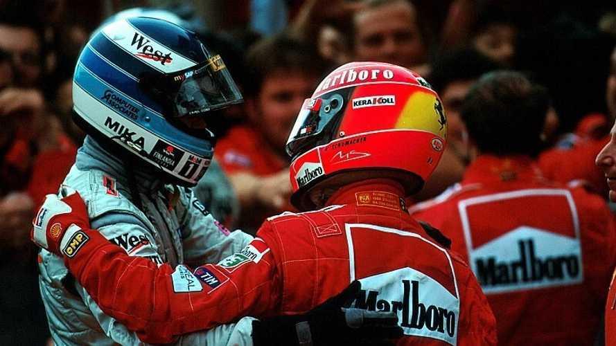 Los 20 pilotos de F1 con más temporadas en el mismo equipo