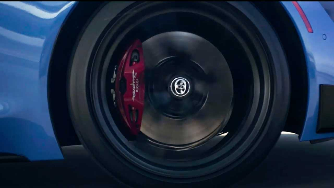 Toyota Supra Gets Something Special On February 13 - Motor1