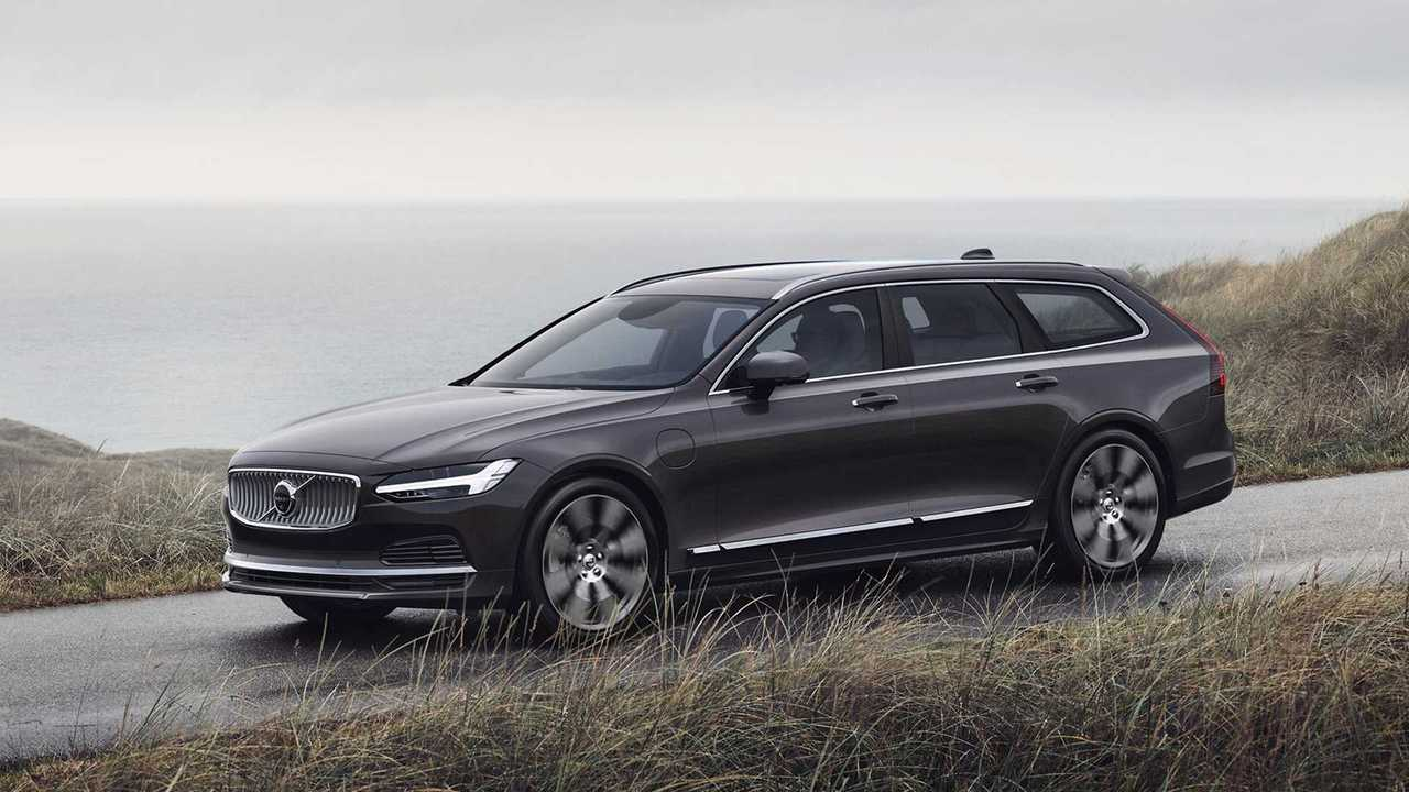 Volvo V90 als T6 Recharge AWD