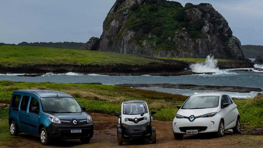 Renault carros elétricos
