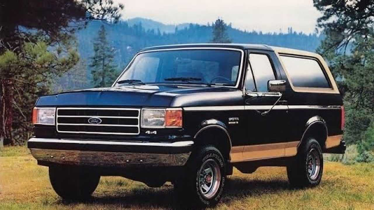 Collection: Ford Bronco