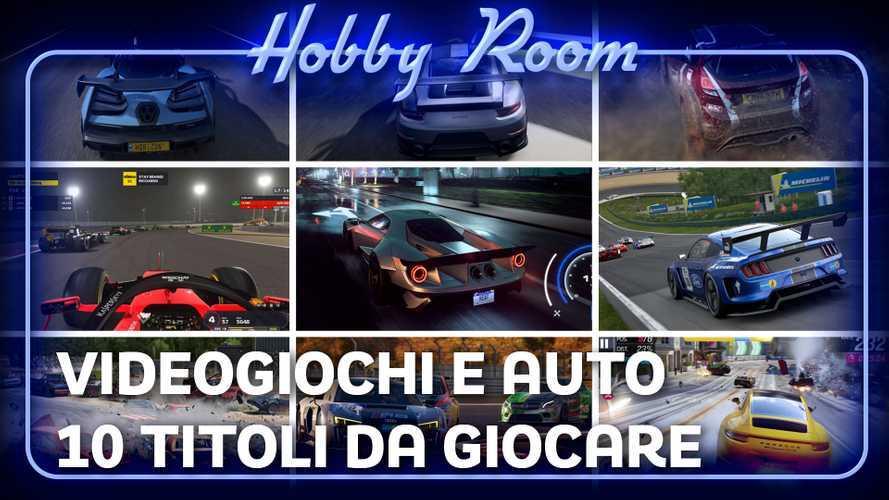 GT Sport e gli altri: i migliori simulatori e videogiochi di guida
