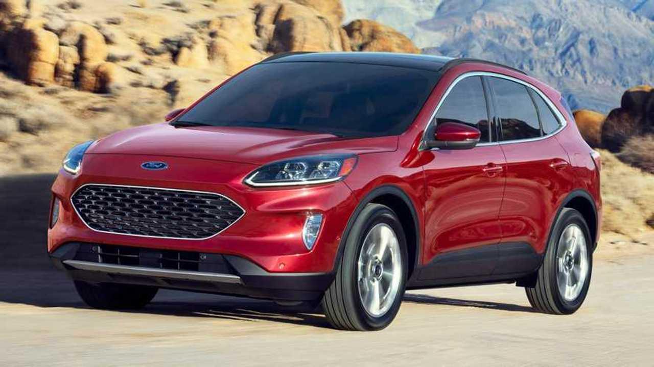 2020 Ford Escape Hybrid Returns Epa Estimated 41 Mpg Combined