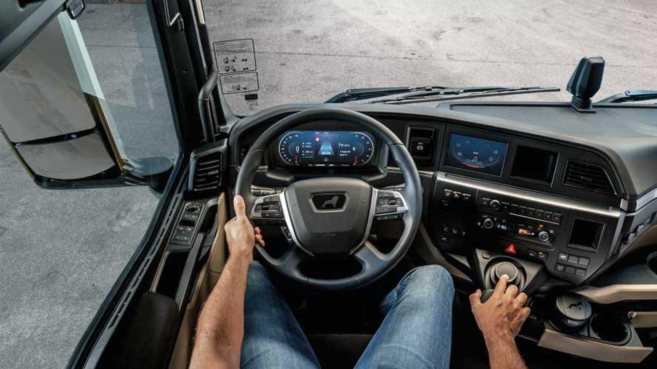 MAN Trucks Nuova Generazione TG