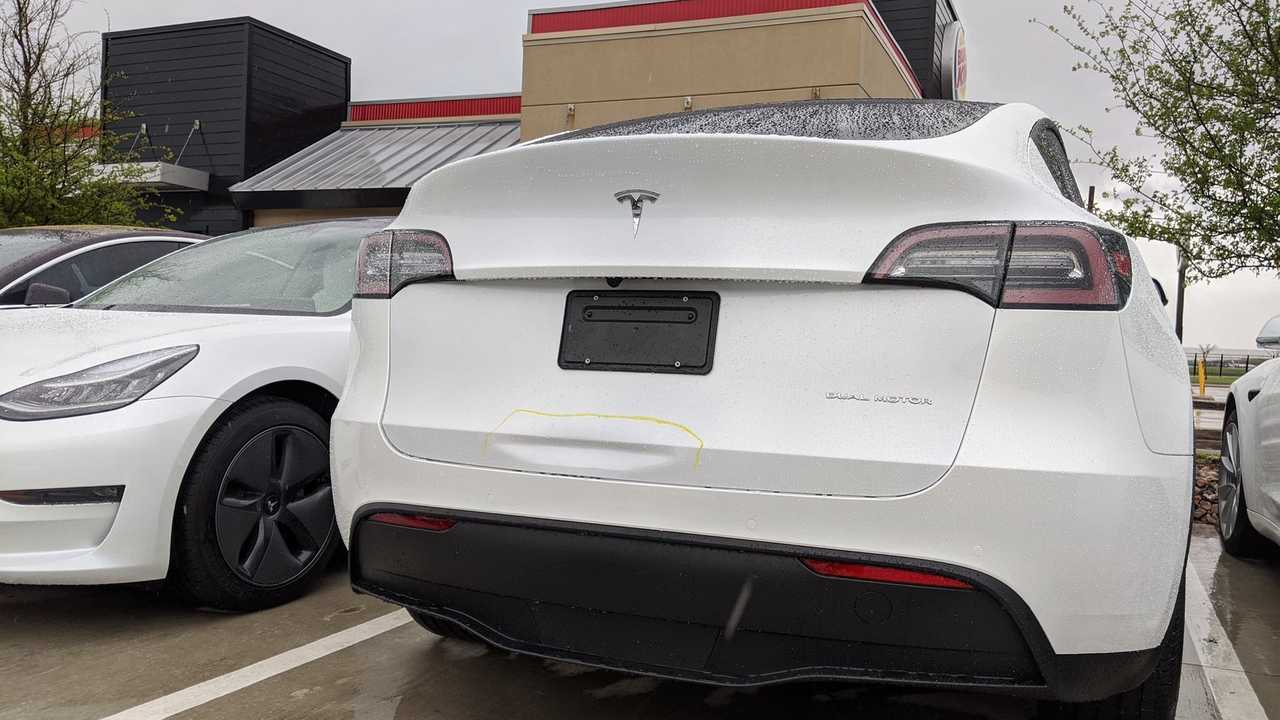 Does The Tesla Model Y Rear Bumper Comply With FMVSS 581 ...