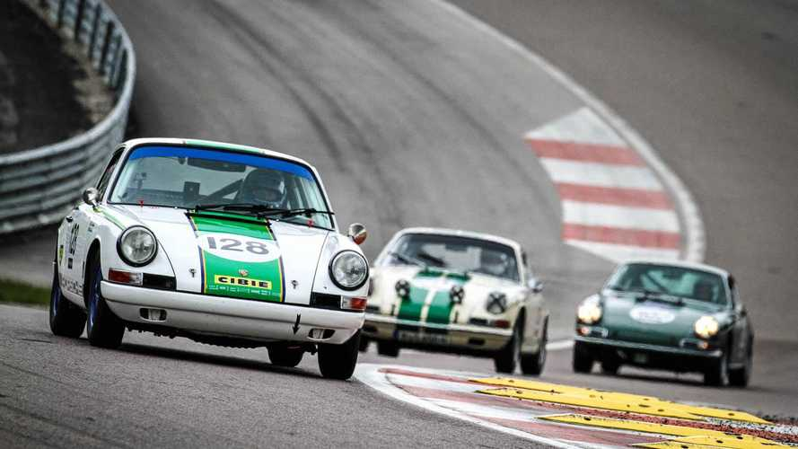 Classic Porsche 911 race series to launch in 2018