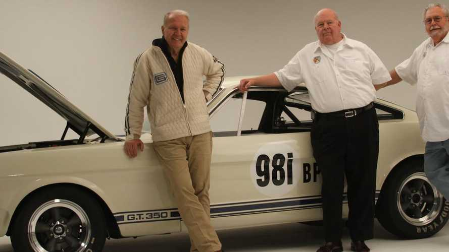 Shelby team reunites to launch OVC Mustang