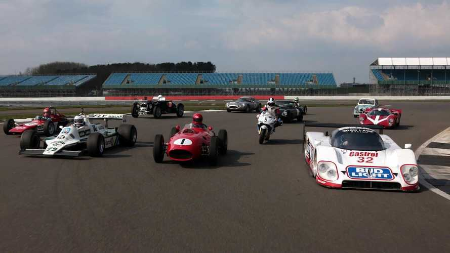 Win Silverstone Classic tickets with our Classic Car World Cup!