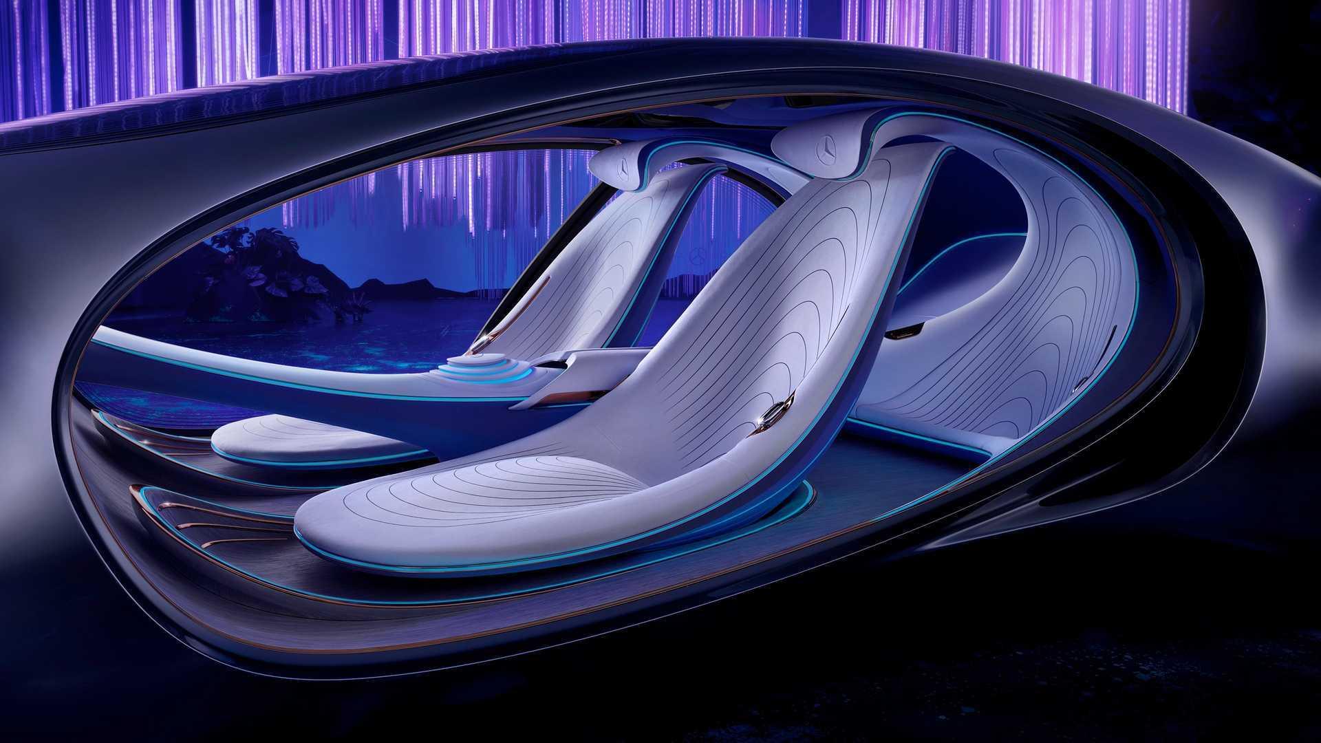 2020 - [Mercedes] Vision Avtr concept Mercedes-vision-avtr-concept