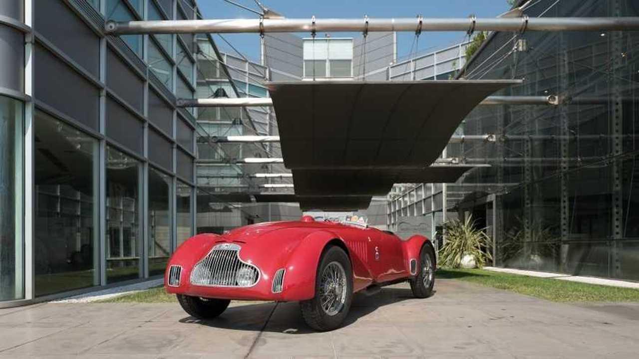 Le auto del Museo Nicolis
