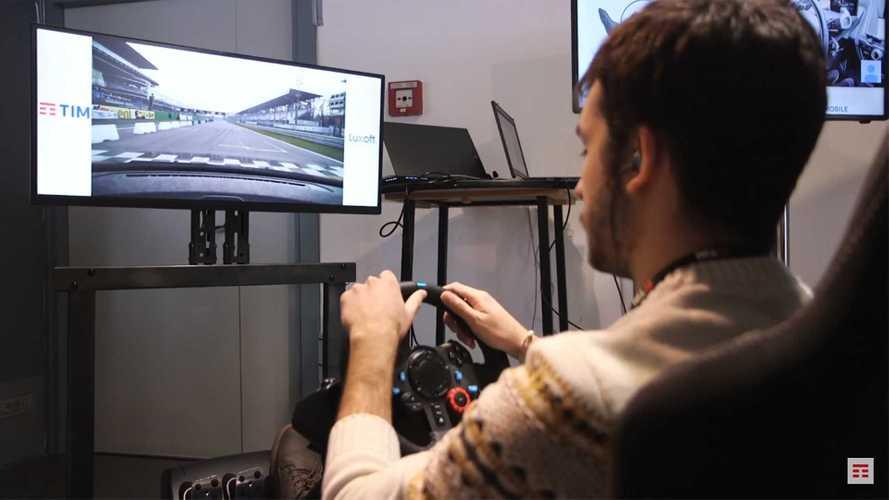 Il 5G di TIM arriva all'Autodromo di Monza