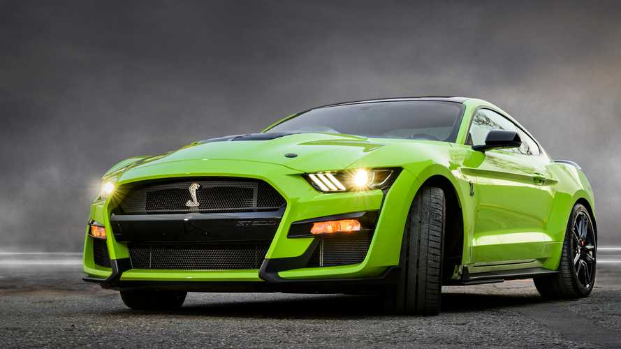 Ford Mustang Shelby GT500 imported by Peicher US-Cars