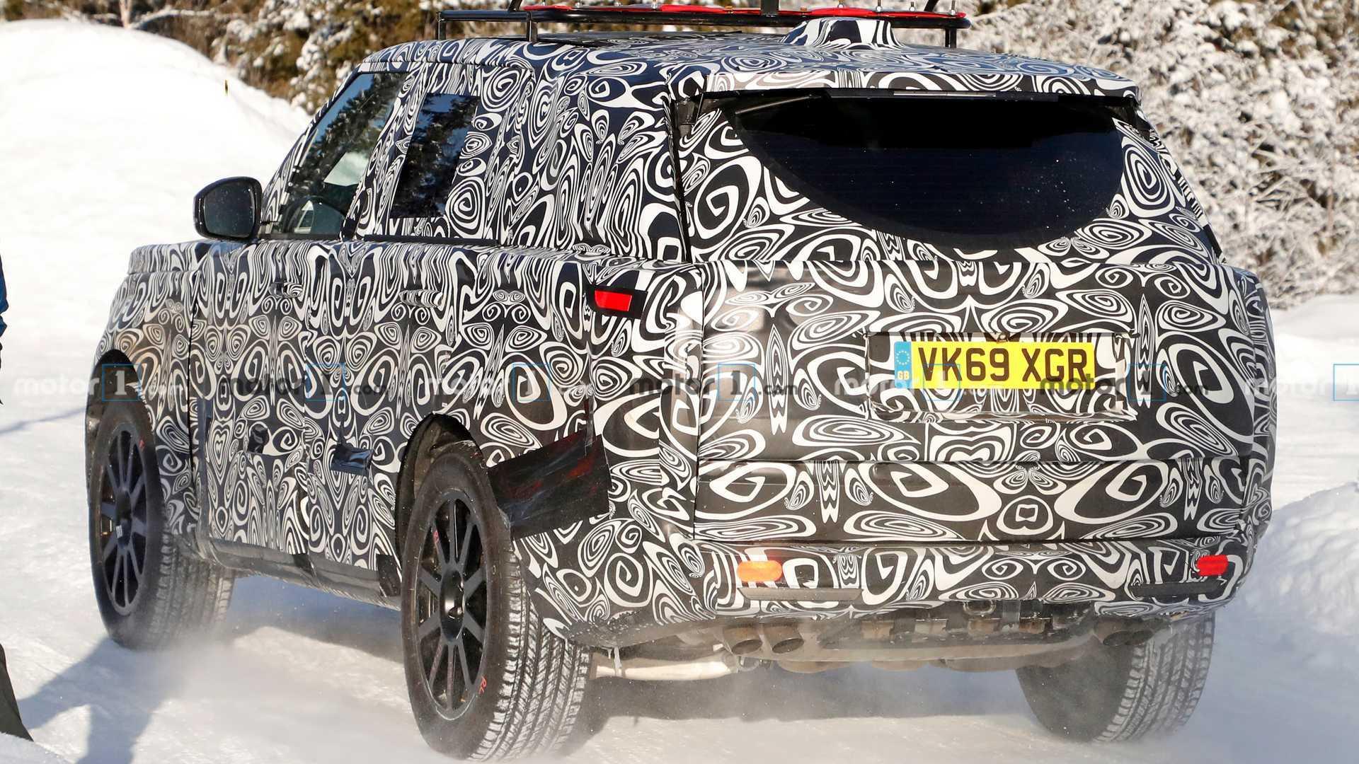 2021 Range Rover Sport 25
