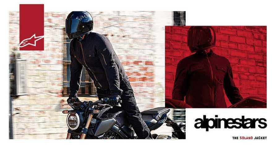 Alpinestars, arriva la collezione per la primavera 2020
