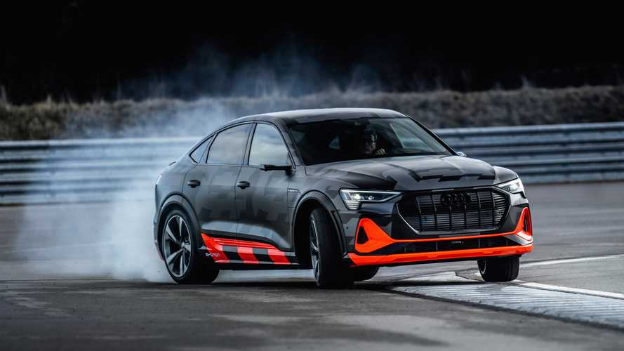 Audi e-tron S 2020: el elefante bailarín