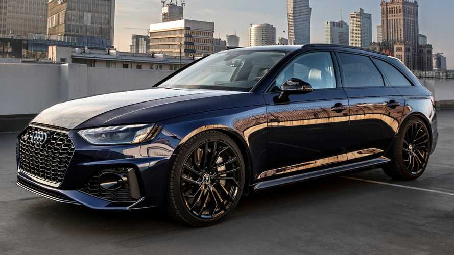 2020 Audi RS4 Avant Shows Off Fresh Design, Amazing Acceleration