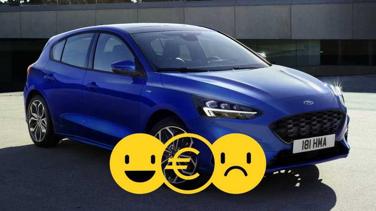 Promozione Ford Focus Febbraio 2020