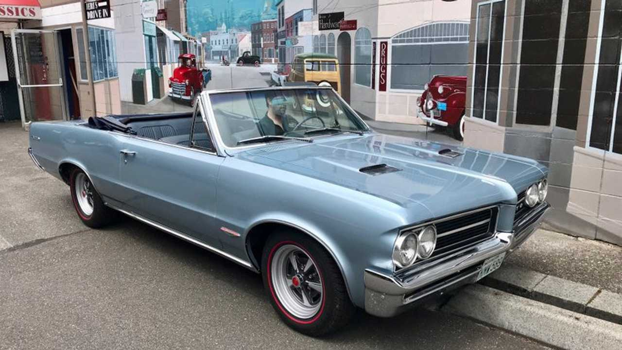 1964 Pontiac GTO Convertible Is Priced To Sell