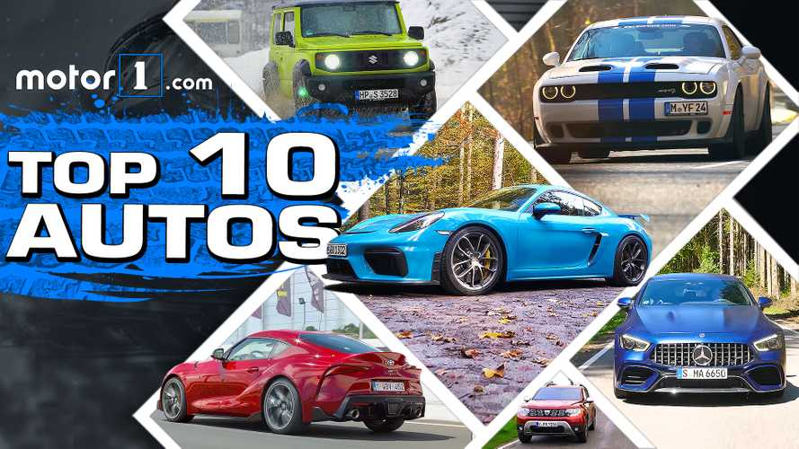 Video: Das sind die Top-10-Autos 2019