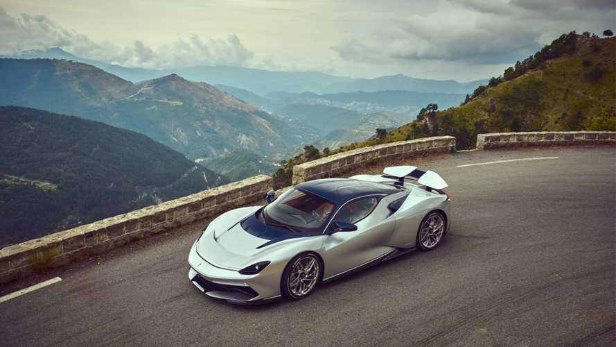 Pininfarina выпустит самый дорогой гиперкар