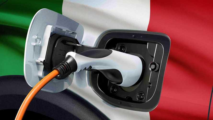 Auto elettriche, l'Italia punta a 4 milioni di EV entro il 2030