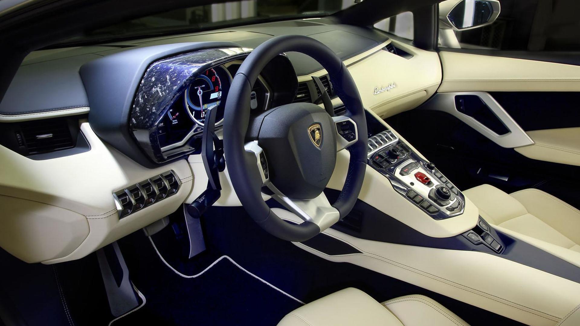 Lamborghini Updates Their Ad Personam Program Will Showcase Bespoke