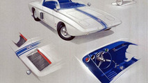 1962 Ford Mustang 1 Concept