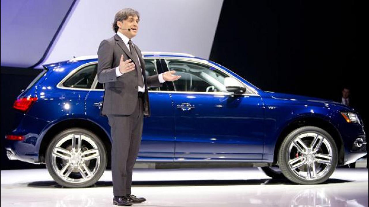 [Copertina] - Audi: vendite di