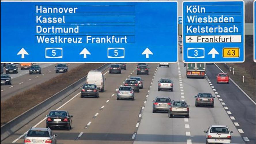 Autostrade a pagamento in Germania, la Commissione UE è scettica
