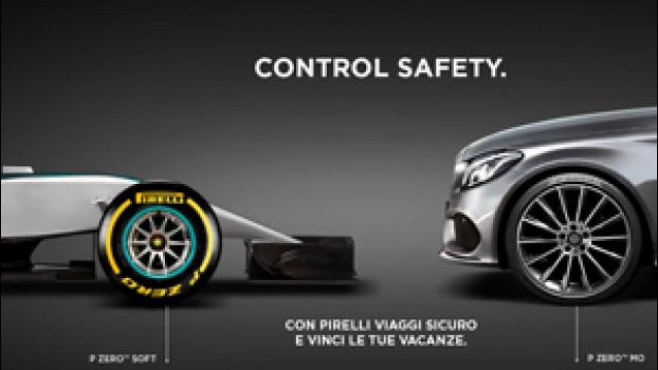 [Copertina] - Esodo estivo, Pirelli controlla le gomme gratis in autostrada