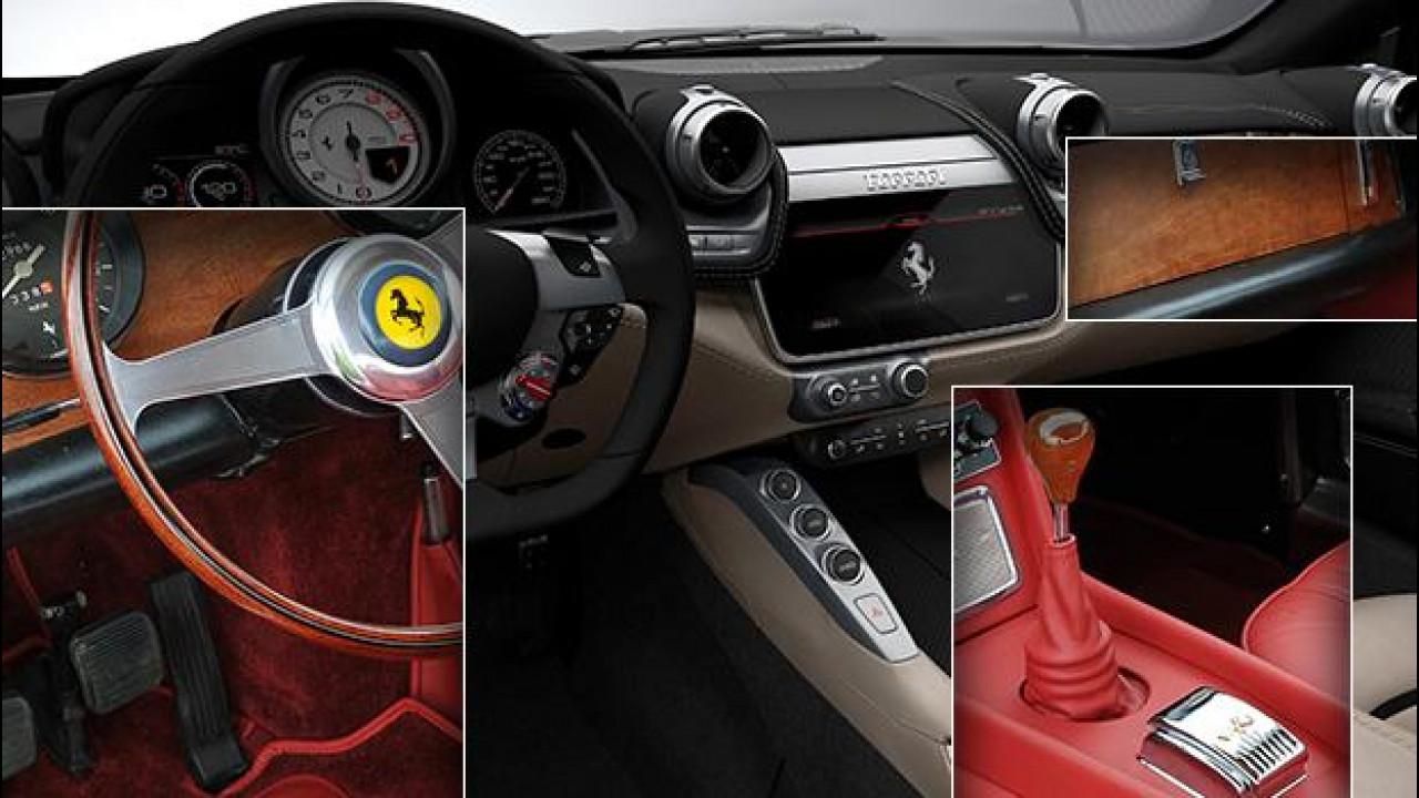 [Copertina] - Ferrari GTC4Lusso, la tradizione del comfort