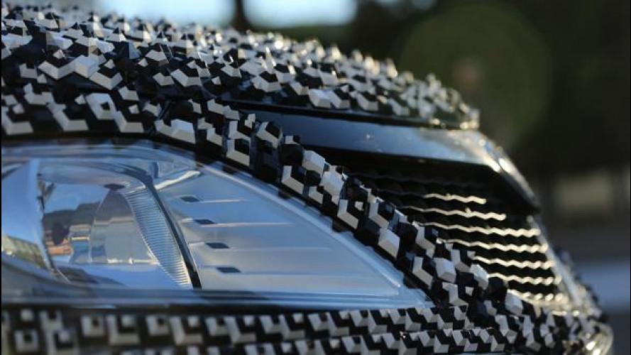 "Lancia Ypsilon si inventa la carrozzeria ""3D"""
