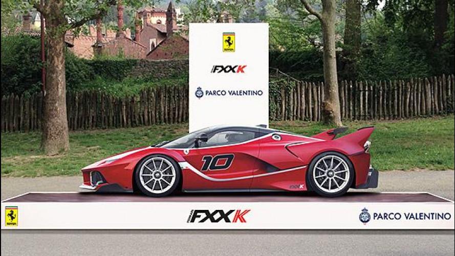Parco Valentino, il salone dell'auto è a Torino