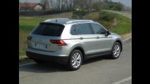 Volkswagen Tiguan 1.6 TDI, test di consumo reale Roma-Forlì