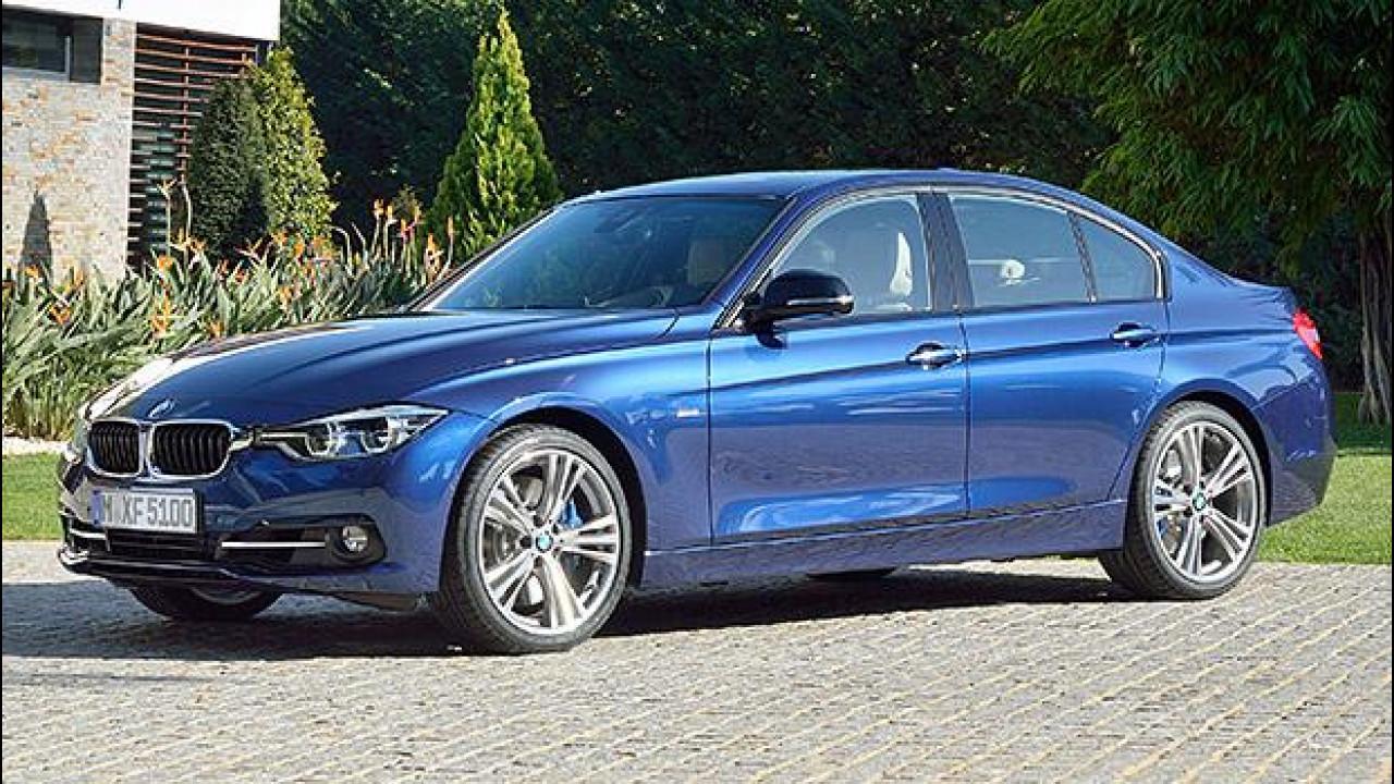 [Copertina] - BMW Serie 3 restyling, benvenuto 3 cilindri