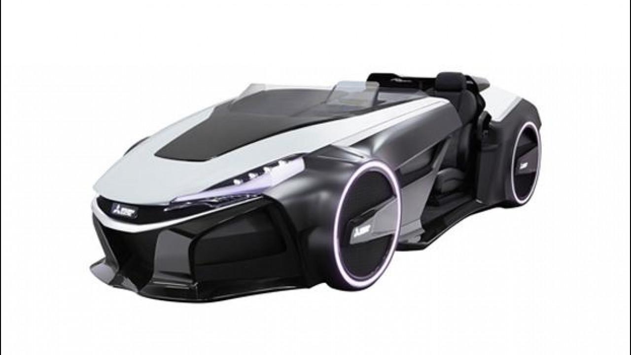 [Copertina] - Mitsubishi EMIRAI 3 xDAS, verso la guida col pensiero