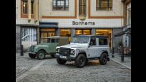 Land Rover Defender 2.000.000, all'asta da Bonhams