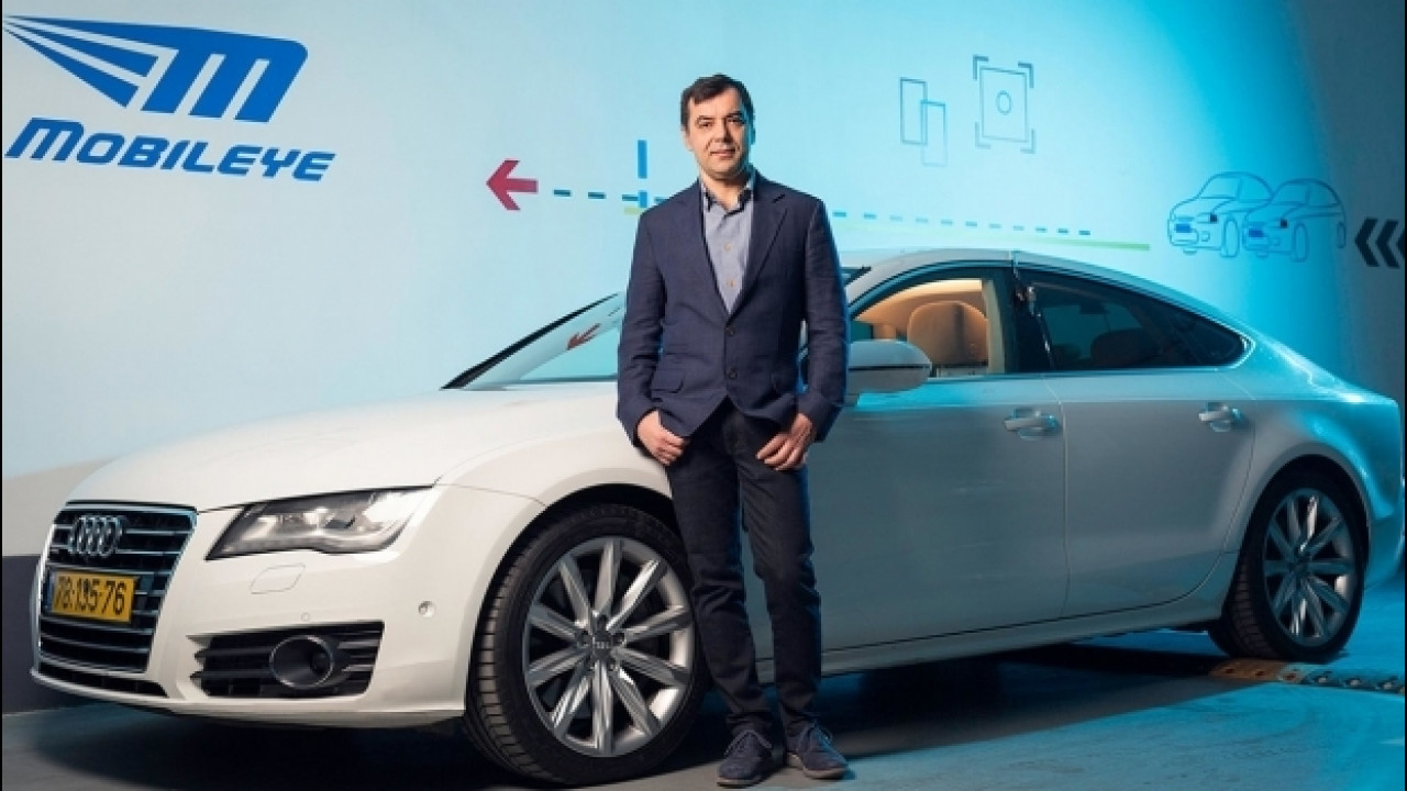 [Copertina] - Intel e guida autonoma, 15,3 mld di dollari per Mobileye