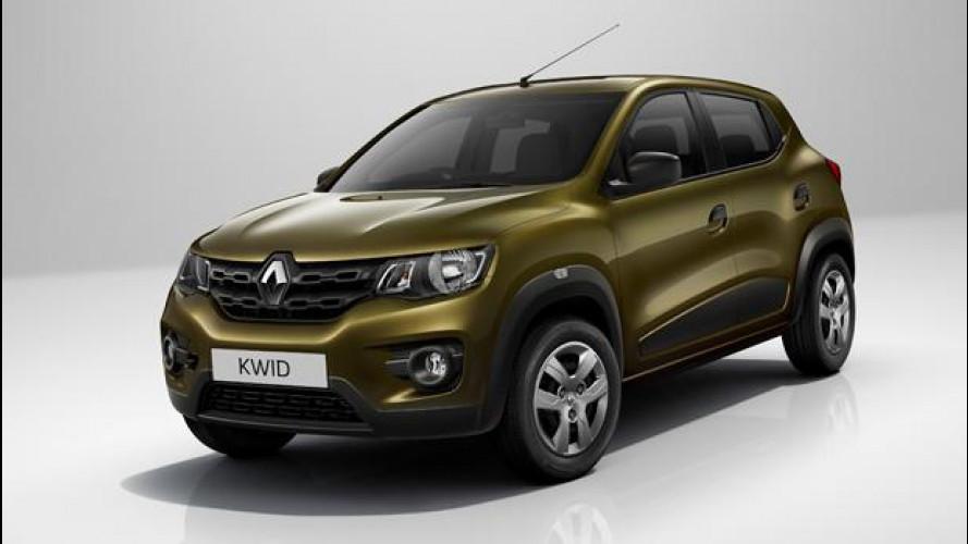[Copertina] - Renault Kwid, l'auto da 5.000 euro per l'India