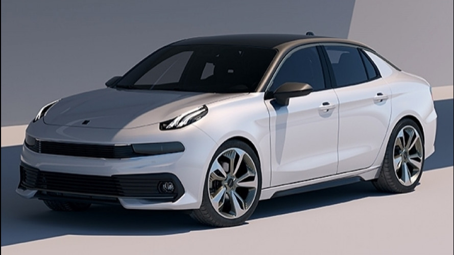 Lynk & Co 03 Sedan, la berlina garantita a vita (forse)