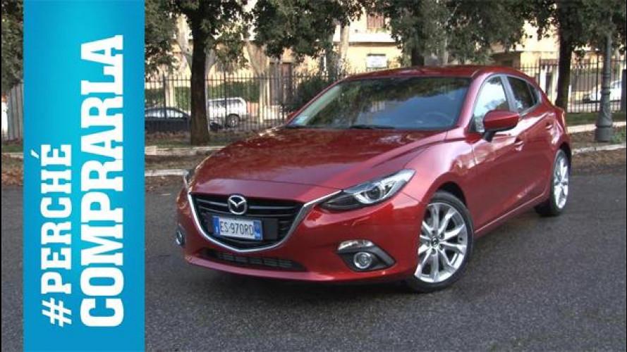Mazda3, perché comprarla... e perché no [VIDEO]