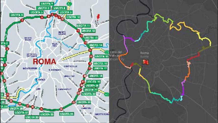 Roma, in cantiere un secondo GRA solo per le bici