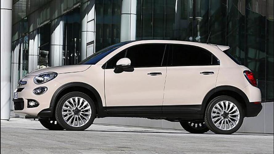 Fiat 500X, ecco il nuovo 1.3 Multijet