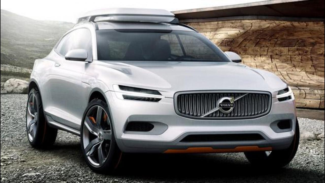 [Copertina] - Volvo Concept XC Coupé