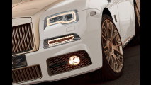 Rolls-Royce Wraith Palm Edition 999 by Mansory