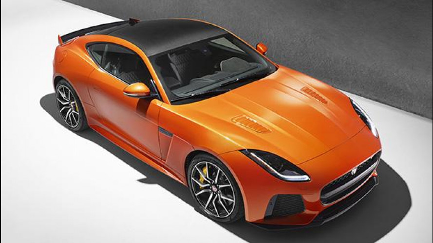 "Jaguar F-Type SVR, 575 CV ""Made in England"" [VIDEO]"