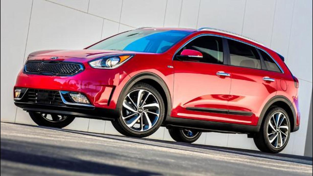 [Copertina] - Kia Niro, il SUV compatto diventa Hybrid Utility Vehicle [VIDEO]
